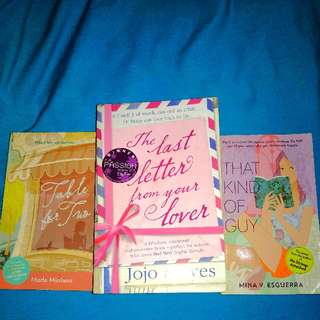 3-in-1 All The Feels Book Bundle