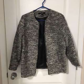 [Forever 21] zip up jacket - sz S