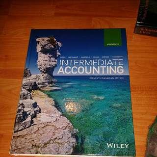 Intermediate Accounting 11th Cdn ed. Keiso Volume2