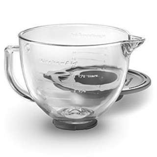 Kitchenaid glass bowl for stand mixer