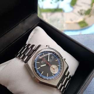 Vintage Seiko Watch 6139