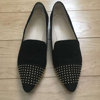 VGUC Nine West Flats (Size 6)