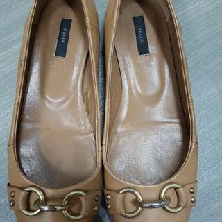 Bally Flat Shoes