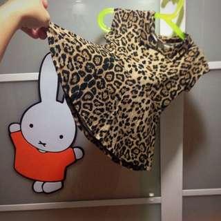 Leopard dress 👗