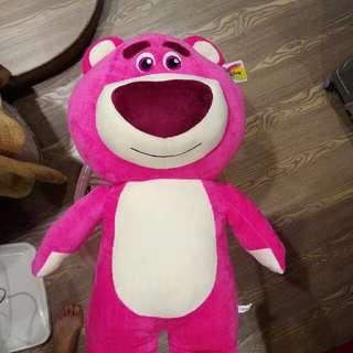 🚚 迪士尼卡通電影熊抱哥玩偶80cm