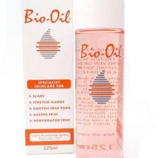 Bio Oil 125 ML