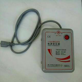110v轉220v電源變壓器