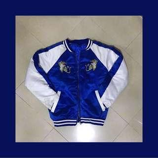 royal blue sukajan jacket
