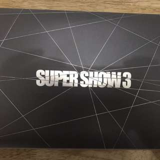 Super Junior SS3 Photobook