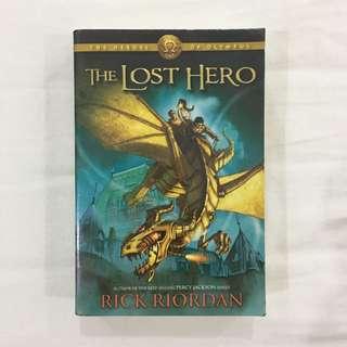 The Heroes of Olympus: The Lost Hero