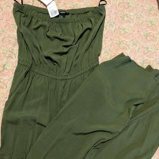 BNWT Forever21 Jumpsuit