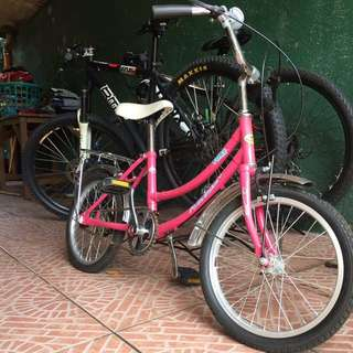 GIRL'S BIKE (7 to 10 yrs old)