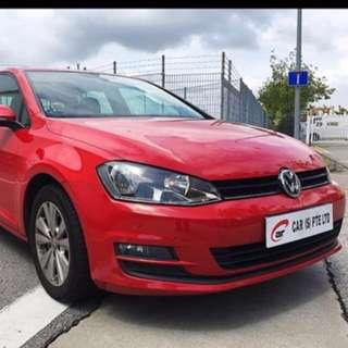 Volkswagen Golf Auto 1.4