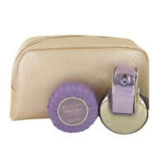 Bvlgari Omnia Amethyste Scented Soap & Pouch + Free 20% Full Perfume