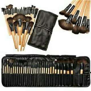 32pcs make up brush set