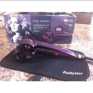 (REDUCED) Babyliss Curl Secret Hair Curler