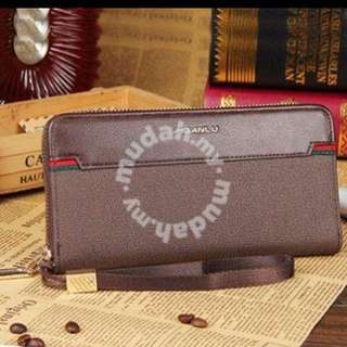 💥New Man Wallet Good Quality 👍 #Malaysia54