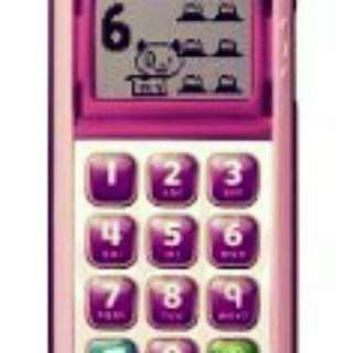 🔖Leap Frog Chat & Count Phone