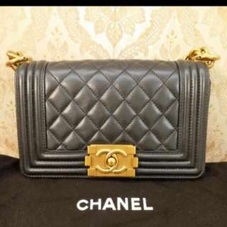 Small Boy Chanel bag