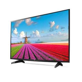 LG LED TV 43 model baru 2017 harga murah