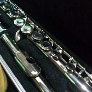 Lazer brand flute