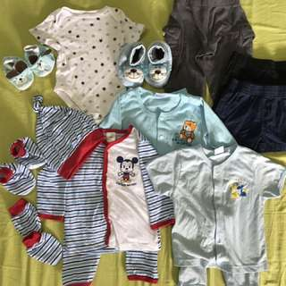 *All for RM30* Size 0-3m
