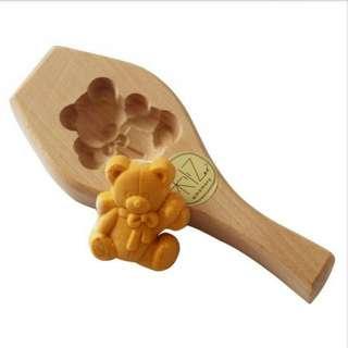 獨家TEDDY BEAR 手工廣式月餅