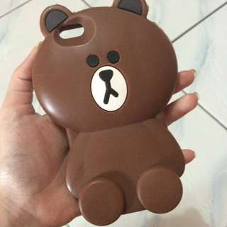 Brown Case for Iphone 5/5s