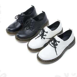 原價2080!!超可愛 達芙妮 白色牛津鞋23.5 37