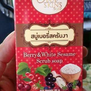 Thailand Berry soap