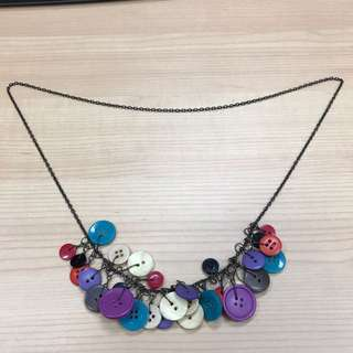 Kalung Kancing / Necklace