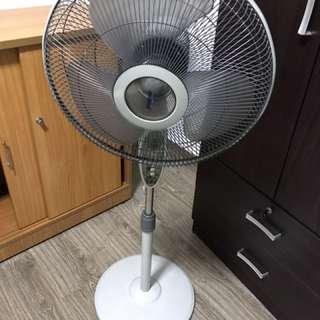 Mistral standing fan