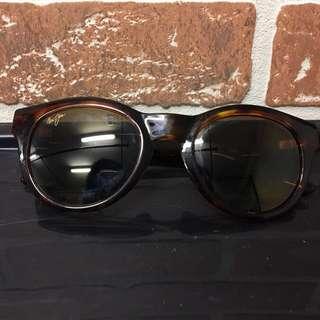 MAUI JIM -  (tortoise) sunglasses