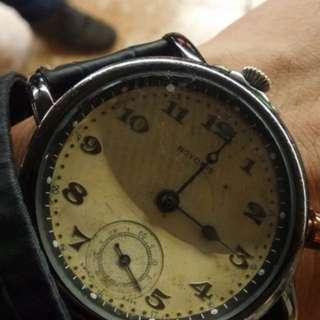 NOVORIS 懷錶改手錶(純分享)