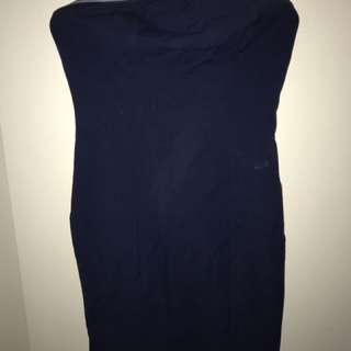 Strapless Kookai dress