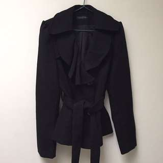FOREVER NEW COAT (Size 12)