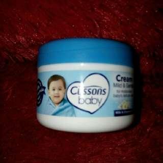 Cussons Cream Mild N Gentle 50g