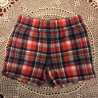 二手carter's幼童格子短褲