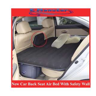 Inflatable Car Back Seat Air Bed Mattress
