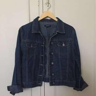 Basic denim jacket - Just Jeans