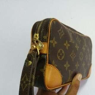 Louis Vuitton Marly Dragon Mini  Clutch Bag