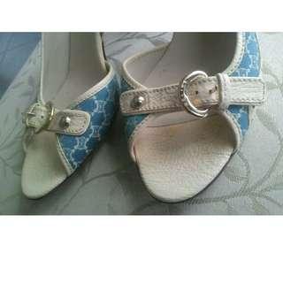 Celine size 8.5 C  Designer shoes