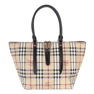 🚚 #調降 出清 Burberry 經典格紋手提 肩包水餃包 大容量簡約設計