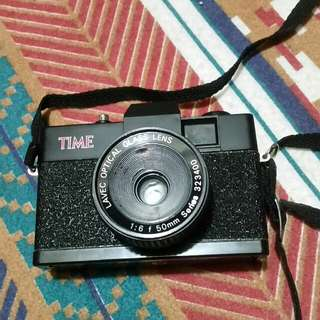 Time Magazine Toy Camera