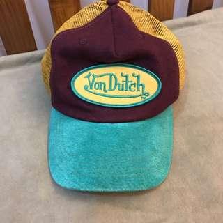 Von Dutch 帽子