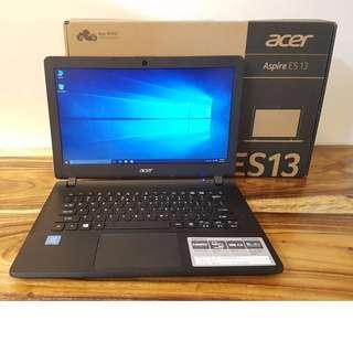 Brandnew Acer ES13