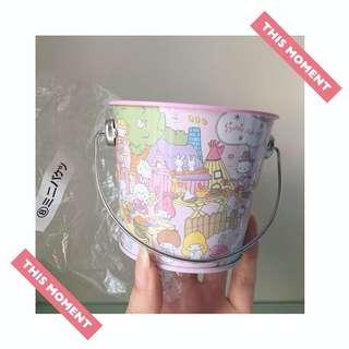 Sanrio 小鐵桶