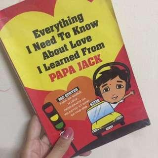 Papa jack book