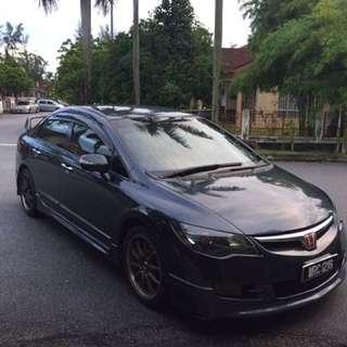 Honda Civic FD 2.0