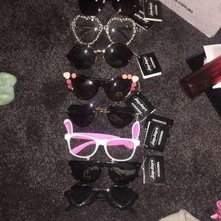 New With Tags Sunglasses
